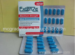 Extenze Male Supplement Male Enhancer Sex Pills