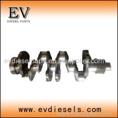 S3L S3L2 S4L S4L2 crankshaft forklift spare parts