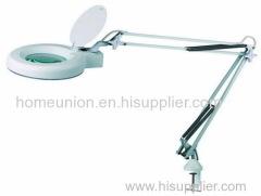 Industrial Clamp Magnifier Lamp