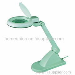 Mini Table Manicures Magnifier Lamp