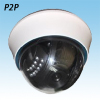 WiFi Dome IP Camera with P2P Indoor use