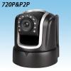 720p Internet IP Camera Pan Tilt