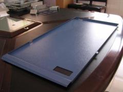 processing of sheet metal parts