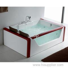 bathtub whirlpool hottub spa