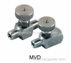 MVD Mini Needle Valve