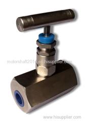 the product Needle valve