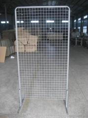 Portable Booth Mesh Fence