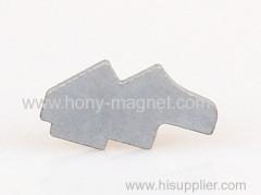 Arc shape permanent neodymium generator magnet