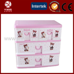 2014 Hot PP children cabinet thermal transfer film from China