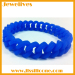 Silicone colorful simple bracelet