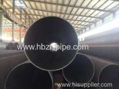 A106GR.B Pipe Seamless CS OD609.6mm*9.52mm W.T