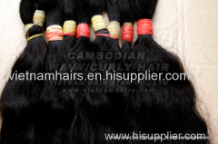 New coming high quality wavy cambodian hair