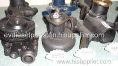 Oil pump DE12TIS DE12TI D2366 D2366T for excavator engine parts