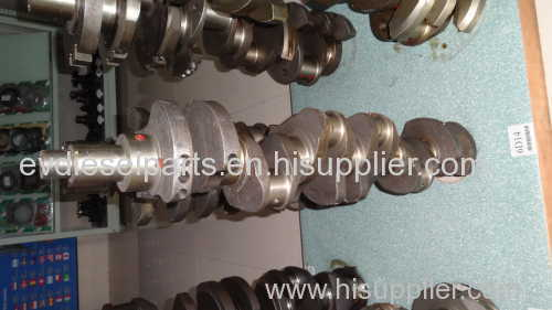 DOOSAN engine parts Crankshaft DE12TIS DE12TI camshaft