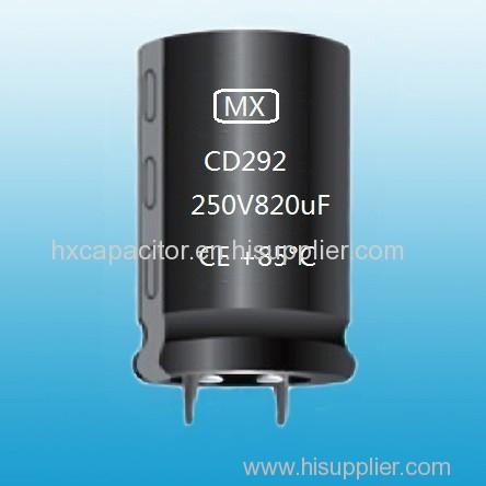 Capacitors Aluminium Electrolytic CAP ALU ELEC 33000UF 35V SNAP IN