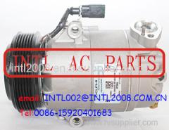 5Z0820803 CS10061 Delphi CVC air conditioner ac compressor for Volkswagen VW Fox/Polo/Crossfox/SpaceFox 6pk