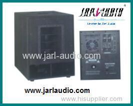 15 inch Cabinet Subwoofer Speaker