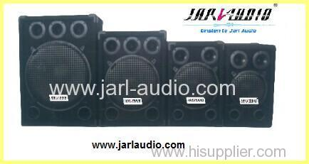 OEM/ODM DJ and Stage Wooden Speaker