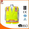 ANSI107 Cotton Hi Vis Reflective Safety Vest