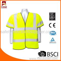 5cm Hi Viz Reflective Tape Safety Vest