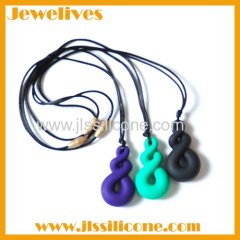 Silicone fashion pendant for different occasions