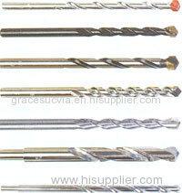 Hss drill bits (MASONARY DRILLS Din 8039)