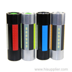 New Promotion 3W 120ml Multi-function CREE XP-E R2 High Power LED Flashlight POPPAS-S150