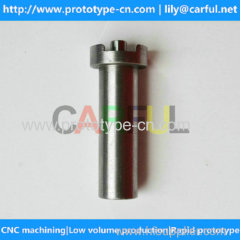 Chinese good quality CNC machining high precision Non-standard metal parts maker