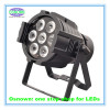 Cast-Aluminum Par Light 7pcs 4 in 1 RGBW High Brightness LED Stage DJ Light