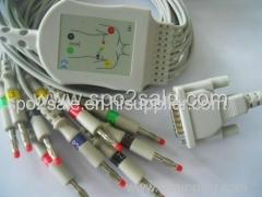 Spacelabs CardioExpress® SL12 EKG Cable