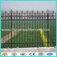euro panel fence wrought iron fencing supplies
