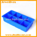 Silicone ice cube tray for wiskey
