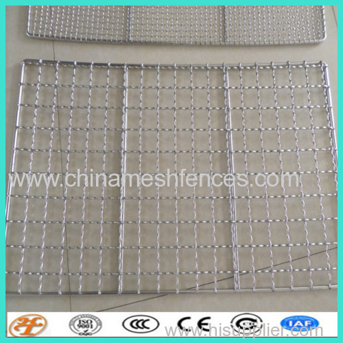 galvanized welded wire mesh 0.4mm crimped wire mesh