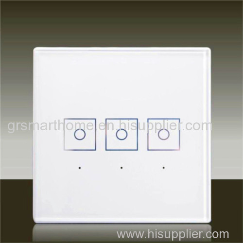 smart home system touch switch lighting control switch LED control switch smart switch