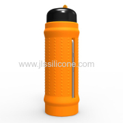 Our new silicone water bottle