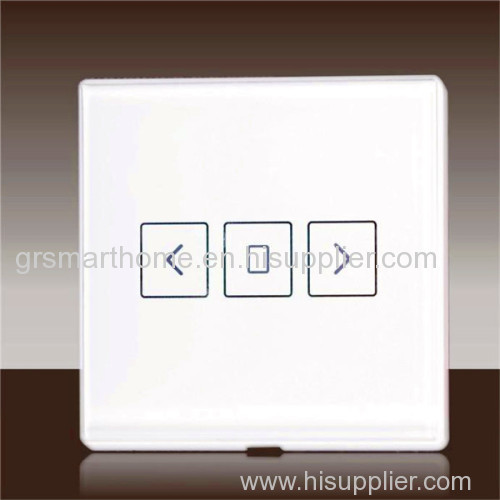 z-wave smart home system Touch Dimmer Switch