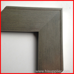 PS picture frame moulding polystyrene