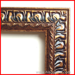 wood like / synthetic wood picture frame moulding frame materials