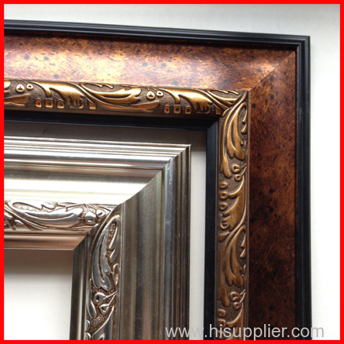 photo frame molding PS polystyrene picture frame moulding ...