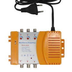 3 in 3 out UHF &VHF signal amplifier