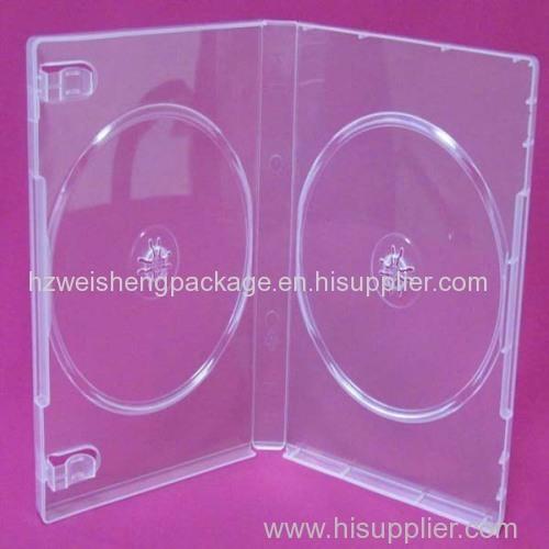 22mm Super Clear 2-DVD Case