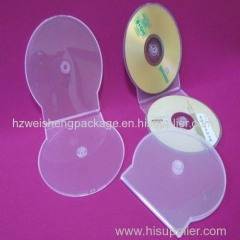 Clamshell CD PP CASE