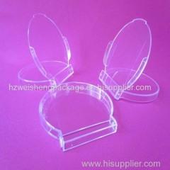 plastic clamshell calendar case