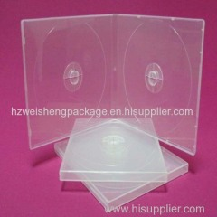 Fashion cheap double cd case