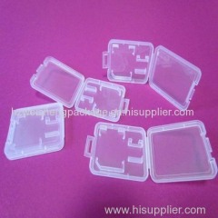wholesale price 7.5mm double sd pp card holder