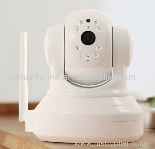 z-wave smart home system IP Network Camera
