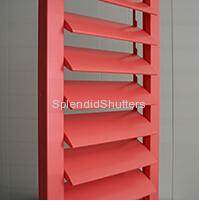 63MM Customized Timber Shutter