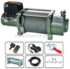electric winches heavy duty