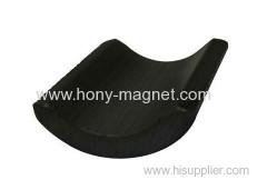 Black epoxy bonded neodymium motor