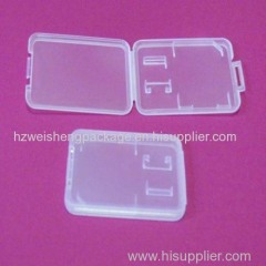 4.5mm high quality low cost sd memory card case